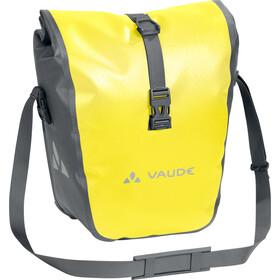 VAUDE Aqua Front Bagagedragertas, geel